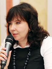 Ирина Каракай, заместитель директора представительства «Ядран —Галенская Лаборатория д.д» вУкраине