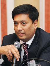 Раджив Гупта, генеральный директор компании «Кусум Фарм»
