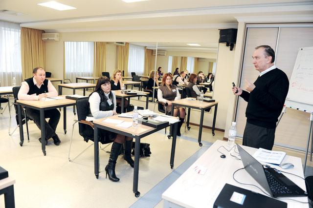 практический семинар натему «Эффективное информационное сообщение о продукте», организованный компаниями «МОРИОН» и«UkrComXPO»