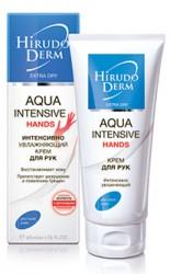 Увлажняющий крем для рук AQUA INTENSIVE HANDS серии HD-Extra Dry