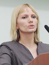 Олена Батигіна, кандидат юридичних наук, доцент кафедри приватного права Полтавського юридичного інституту