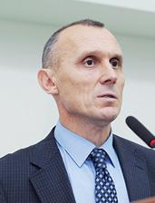 Олег Бущан, директор Полтавського юридичного інституту, кандидат юридичних наук, доцент