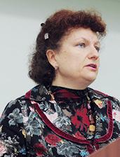 Ірина Голованова, завідуюча кафедрою соціальної медицини, організації та економіки охорони здоров'я з біостатистикою
