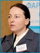 Марьяна Марчук, советник юридической компании «Baker & McKenzie» вУкраине