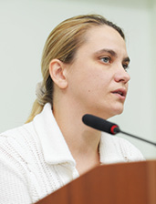 Олена Приходько, керівник проекту «Аптека on-line»