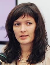 Зоряна Черненко, глава комиссии повопросам реформирования системы здравоохранения Украины