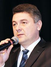 Александр Качур, первый заместитель министра здравоохранения Украины