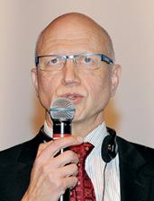 Стен Олсон, руководитель международной программы ВОЗ