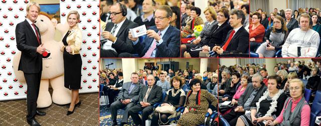 Встреча-конференция: «Верваг Фарма» вУкраине: 10 лет настраже вечных ценностей
