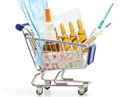 Торгівля ліками всільській місцевості: народні депутати пропонують звільнити окремих суб'єктів господарювання від сплати збору за провадження торговельної діяльності