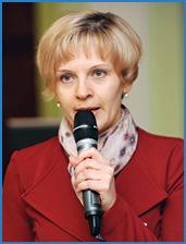 Елена Черненко, менеджер посвязям собщественностью Медицинского центра «ІСІДА-IVF»,