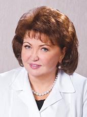 Тетяна Бахтеєва, голова Комітету Верховної Ради України з питань охорони здоров'я, доктор медичних наук, заслужений лікар України