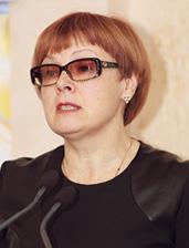 Марина Щербинина, доктор медицинских наук, профессор