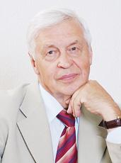 Валентин Черних, ректор Національного фармацевтичного університету, професор, член-кореспондент НАН України
