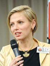 Виктория Тарабанова, директор представительства «Верваг Фарма» вУкраине