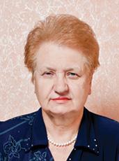 Людмила Горюнова, голова правління Київської обласної асоціації аптечних працівників