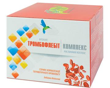 Фитокапс Тромбофлебит-Комплекс