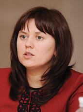 Наталія Литвиненко, заступник начальника Управління ліцензування та сертифікації виробництва, начальник відділу ліцензування виробництва та контролю за дотриманням ліцензійних умов Державної служби України з лікарських засобів