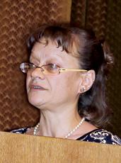 Тамара Литвиненкова, голову цієї найбільш активної та продуктивної комісії