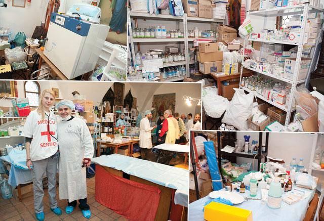 Медична і фармацевтична служба Майдану: гордість та надія України