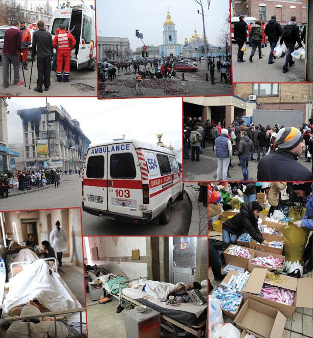 Штурм Майдана: количество жертв увеличивается