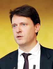Константин Магалецкий, партнер компании «Horizon Capital Advisors»