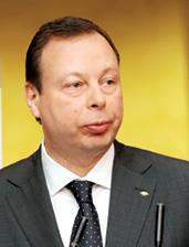 Региональный директор «Орион» (Финляндия) вСНГ, президент Ассоциации международных фармпроизводителей Украины (AIPM) Виктор Пушкарев
