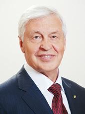 Валентин Черних, ректор Національного фармацевтичного університету