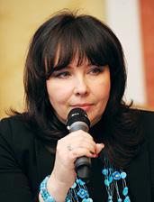 Ирина Каракай, заместитель директора представительства «Ядран-Галенская Лаборатория д.д.»