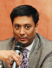 Раджив Гупта, генеральный директор «Кусум фарм»