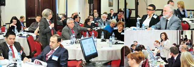V Международная конференция Института Адама Смита «Фармацевтический форум стран СНГ 2012»