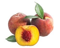 Чем полезен персик?