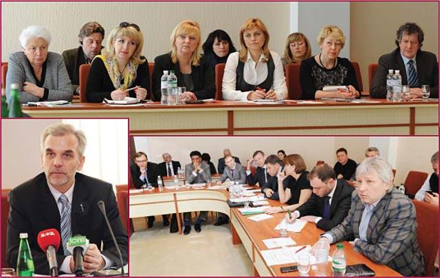 Зустріч міністра охорони здоров'я з вітчизняними виробниками лікарських засобів