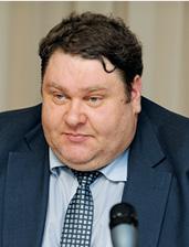 Андрей Чекалин, заместитель председателя — начальник управления поаккредитации органов пооценке соответствия НААУ