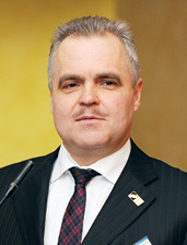 Станислав Дьяченко, глава представительства холдинга «STADA CIS» вУкраине