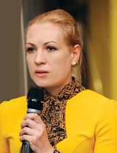 Инна Ягнюк, руководителя проекта промоционной активности иназначений компании «Proxima Research»