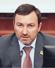 Андрій Шипко,голова підкомітету з питань фармації комітету Верховної Ради України з питань охорони здоров'я