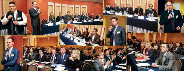 V Специализированная конференция-практикум «Sales Force Efficiency–2014»