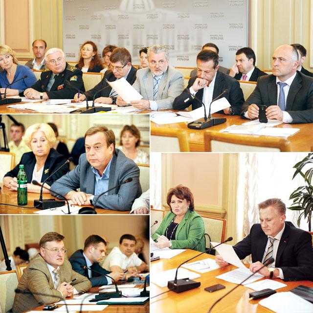 Низку актуальних питань розглянуто профільним Парламентським комітетом