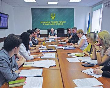 Робочі групи при Держлікслужбі України з питань GMP та ліцензування імпорту лікарських засобів: активна фаза триває
