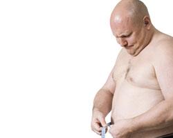Как ожирение влияет напродолжительность жизни?