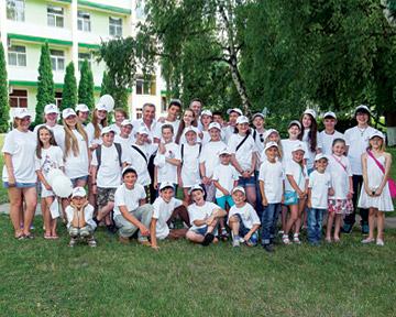 Надаючи підтримку дітям: Санофі вУкраїні вже 5років поспіль забезпечує оздоровлення маленьких українців з цукровим діабетом