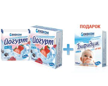 Йогурт Бифидум