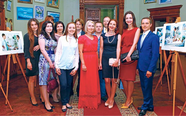 ОРИОН: 20 лет вУкраине