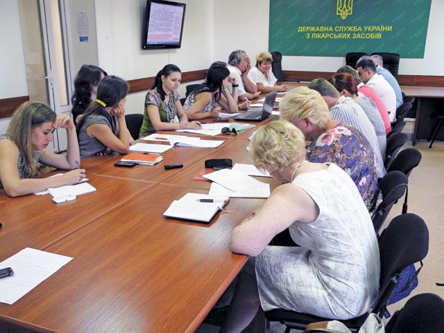Робочі групи приДержлікслужбі продовжують опрацювання нормативної бази