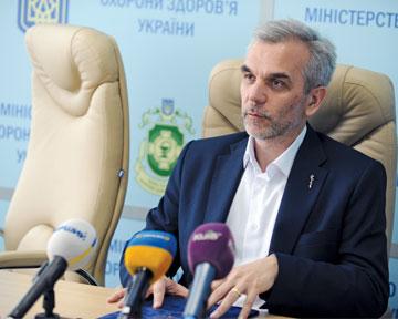 Олег Мусій: «Я нета людина, яка просто так може скласти повноваження і піти»
