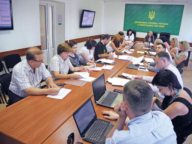 4Робочі групи приДержлікслужбі продовжують опрацювання нормативної бази