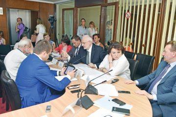 Профільний комітет підтримав ініціативу щодо скасування закупівель через міжнародні організації