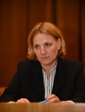 Оксана Сивак залишає посаду заступника міністра охорони здоров'я