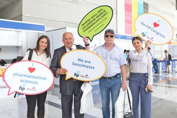 Дюссельдорф, Буенос-Айрес, атепер Сеул: триває 77-й Всесвітній конгрес зфармації та фармацевтичних наук